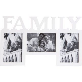 MULTIMARCO TRIPLE FAMILY BLANCO