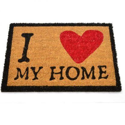 FELPUDO I LOVE MY HOME