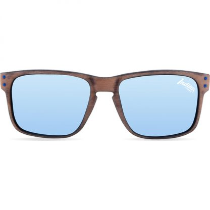 GAFAS DE SOL FREERIDE SPIRIT BROWN WOODEN - AZUL