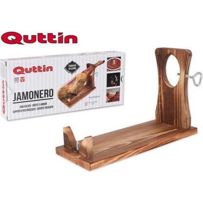 JAMONERO MADERA QUTTIN OJAL